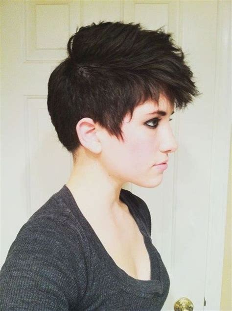pixie mohawk 2014 edgy short punk hairstyles can you pull off the look