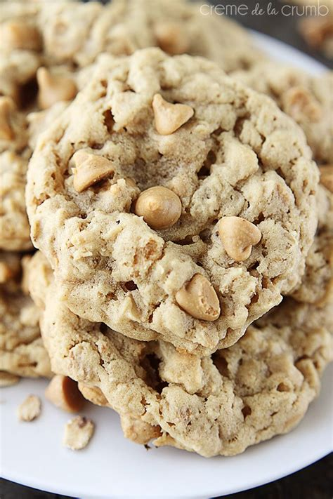 peanut butter cookies for new year peanut butter chip peanut butter oatmeal cookies recipe