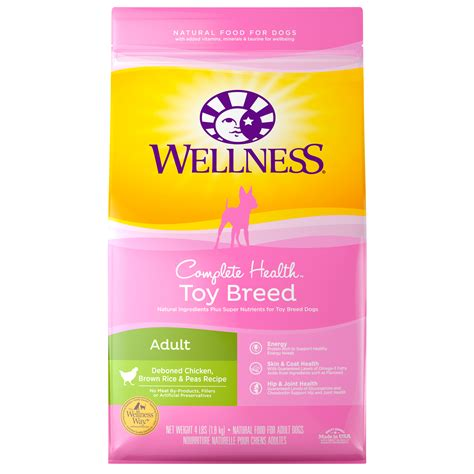 best senior food small breeds wellness breed senior food wow