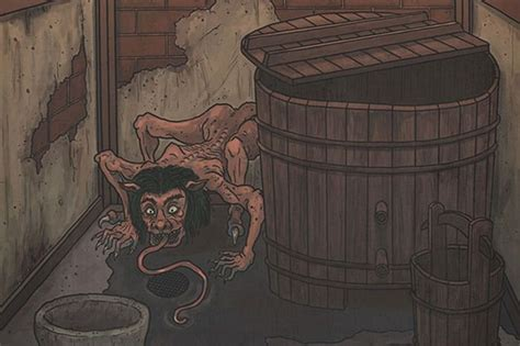 fear of using the bathroom 11 best images about yokai akaname on pinterest night blog and bathroom