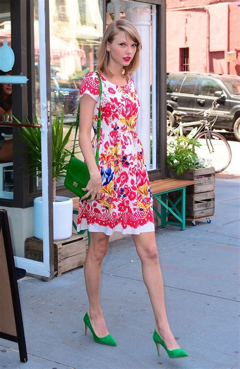taylor swift street style out amp about in new york city