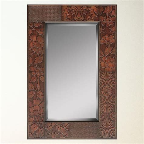 Patchwork Mirror - patchwork framed wall mirror 8693 framed mirrors
