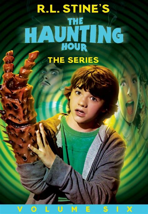 the house rl stine r l stine s the haunting hour the series volume 5 and