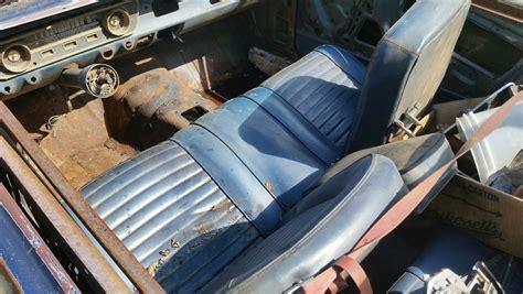 mustang bench seat front bench 1965 mustang convertible