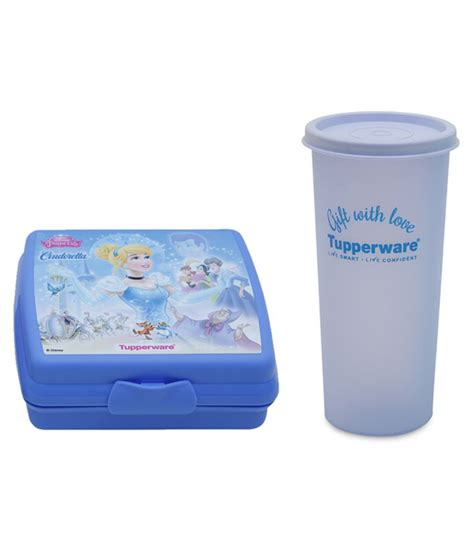 Tupperware Keeper 2 tupperware cineralla sandwich keeper and printed rainbow tumbler available at snapdeal for rs 510