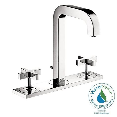Axor Citterio Kitchen Faucet by Hansgrohe Citterio 8 In Widespread 2 Handle Mid Arc