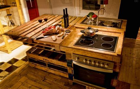 kitchen islands diy diy pallet furniture ideas 40 projects that you haven t seen