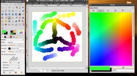 tutorial de gimp para novatos 019 teor 237 a del color c 243 mo mezclar los colores
