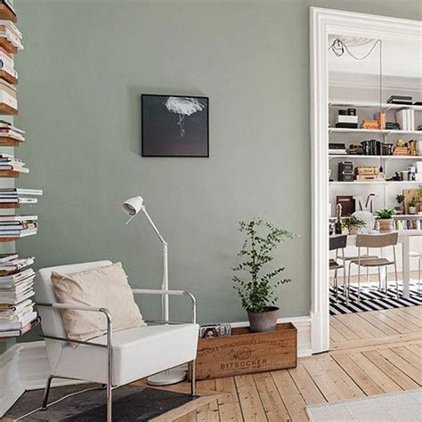 interior furniture cool green and beige color wall asian 12 reasons why sage green is the coolest new wall color 841 | AEK0 QcPP38x