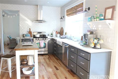 remove kitchen cabinets 10 reasons i removed my upper kitchen cabinets the