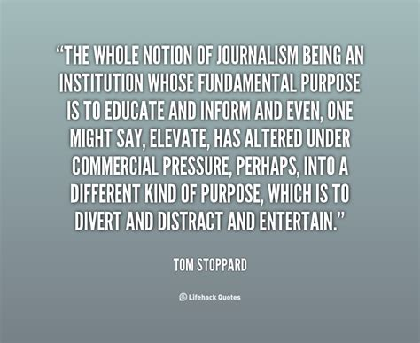 Journalism Quotes by Journalist Quotes Quotesgram