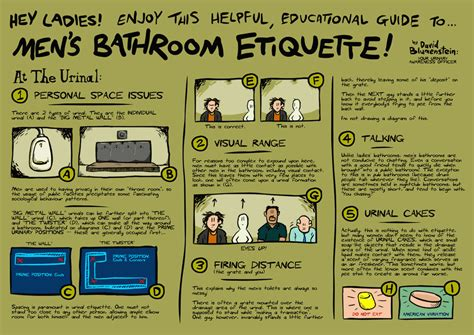 men bathroom etiquette 28 images bathroom etiquette