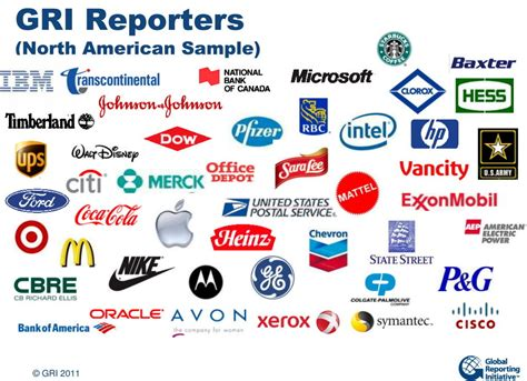 News and entertainment: american company logos (Jan 01