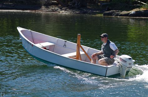 skiff jack boat the willis boats of maine s dark harbor small boats monthly