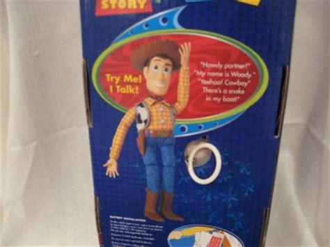 4 Pc Figure Story Disney Pixar Woody Buzz Toys Mainan Berkualitas nisb disney store excl pixar story buzz woody talking figure doll 07 ebay