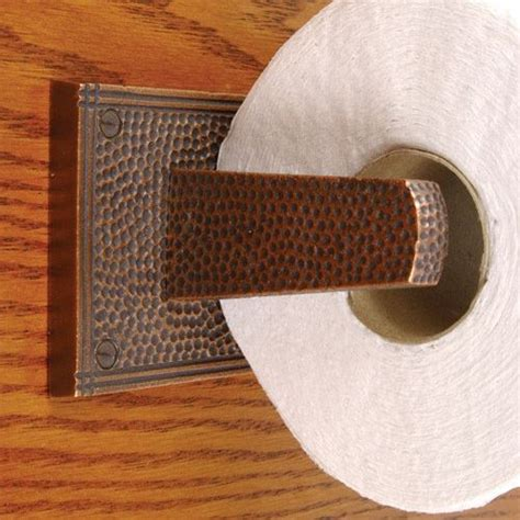 Toilet Paper Holder Crafts - arts and crafts toilet tissue holder dyke s restorers