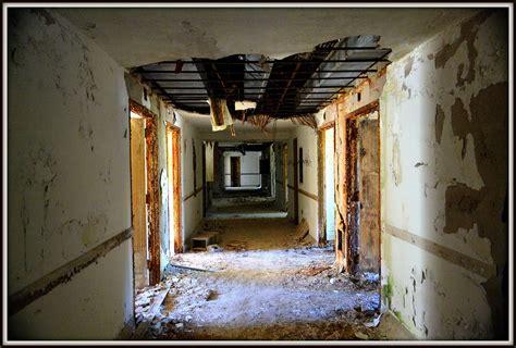 haunted abandoned  davis hospital