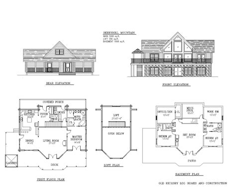 mountain homes floor plans awesome mountain home floor plans pictures architecture plans 61934