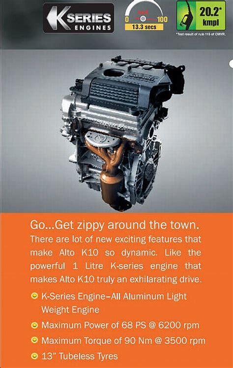 Suzuki K Series K Series Engines Drive Maruti Suzuki Growth