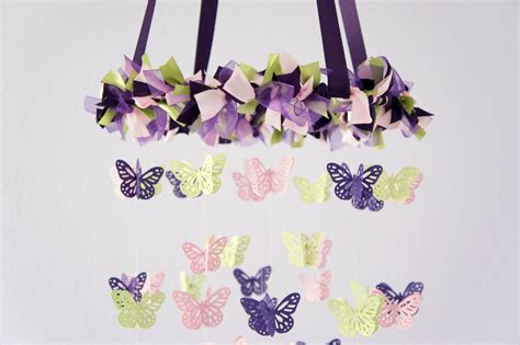 Butterfly Mobile For Crib by Crib Mobile Butterfly Mobile Baby Shower Gift