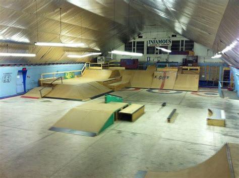 cnp indoor skatepark coleman