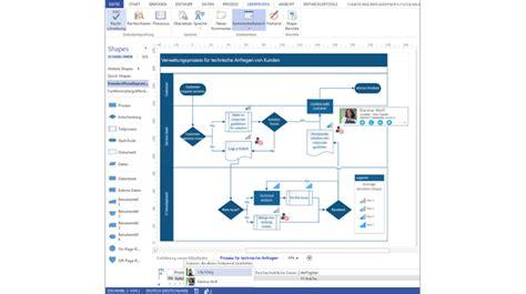 visio on line ablaufdiagramm im team erstellen visio pro f 252 r office 365