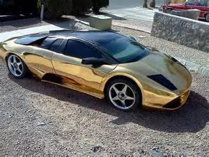 Used Lamborghini Replica For Sale Buy Used Lamborghini Murcielago Lp640 Replica Holy Gold