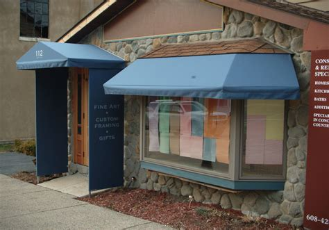 Canvas Canopy Awning by Canvas Awnings Northrop Awning Company