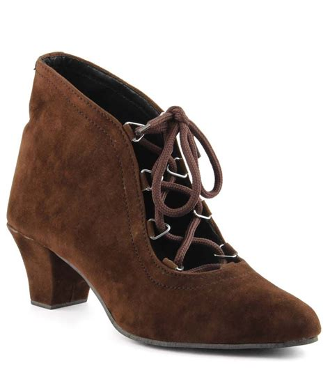 fashion brown boots price in india buy fashion