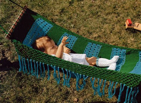 Banana Hammock For Sale 11 cool crochet hammock patterns patterns hub