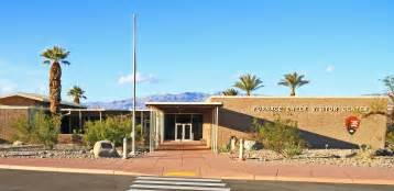 Midcentury Ranch death valley national park s furnace creek visitor center