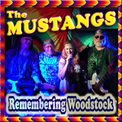 mustangs remembering woodstock band  naperville il bandmixcom