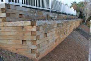how do i cut 6x6 timbers for retaining wall doityourself