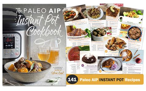 the ã å i my instant potã paleo the paleo aip instant pot cookbook