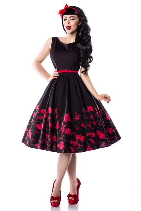 imagenes de vestidos impresionantes vestido flores rojas pin up coquita corsets