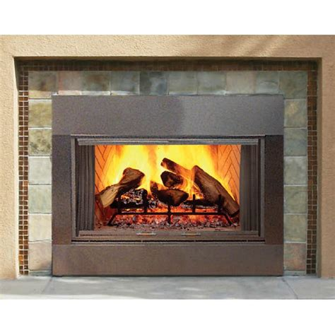 Outdoor Fireplace Inserts Wood by Majestic Sb Series Wood Burning Outdoor Fireplace Insert