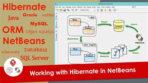 hibernate tutorial netbeans youtube working with hibernate in netbeans youtube
