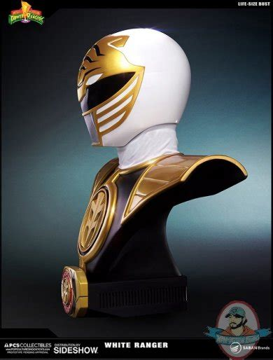 Funko Pop Original Power Rangers White Ranger Limited Edition power rangers white ranger size bust pop culture