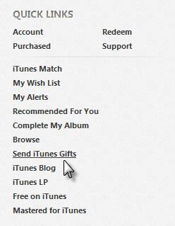 How To Send An Itunes Gift Card To Someone - how to send an itunes gift card to a friend imobie help