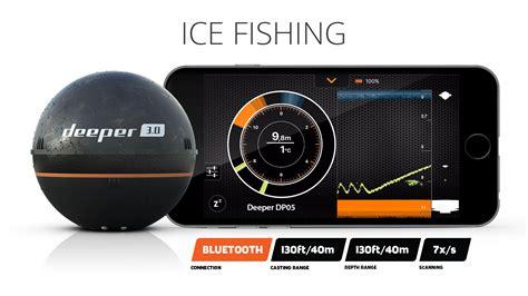 Pro Wifi deeper fishfinder smart sonar pro wifi technology for