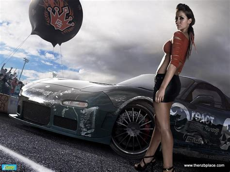 wallpaper car game racing game cargirl wallpaper 32f2vwe8susm games console