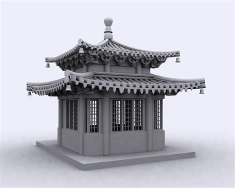 3d model designer 4 designer ancient temples 3d models of ancient temples