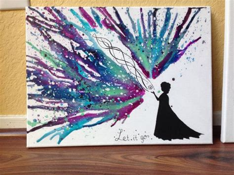 disney s frozen themed melted crayon art disney s quot frozen quot themed melted crayon art disney