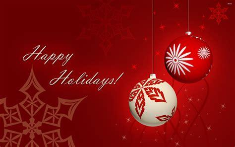 Happy Holidays by Happy Holidays Wallpaper