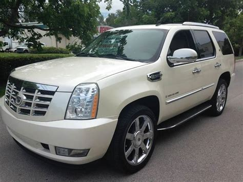 Cadillac Escalade 2009 For Sale by 2009 Cadillac Escalade Hybrid For Sale Carsforsale