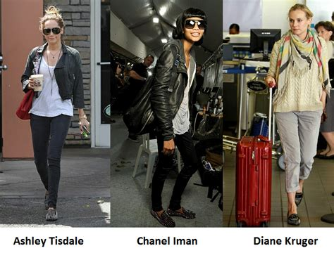 celebrity women wearing loafers redirecting