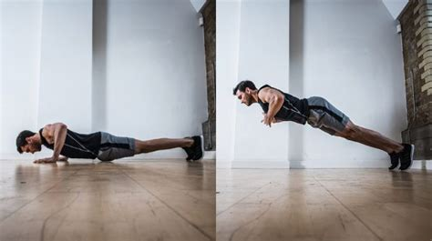 the push up home workout for big arms advise