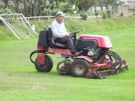 cutting grass games with a lawnmower toro ride on mower cutting grass on a football pitch youtube