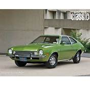 1971 AMC Gremlin X 1973 Chevrolet Vega GT And 1972 Ford Pinto