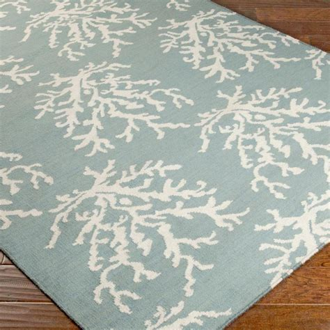 coral and grey rug sea coral dhurrie rug blue green or grey available in 5 colors bl